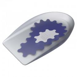 Les talonnettes en silicone pour le traitement des éperons calcanéens ou des talalgies.