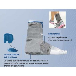Chevillère avec système de compression pneumatique AchilloForce Air DONJOY