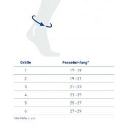 Sprunggelenks Sport Bandage MALLEOTRAIN S