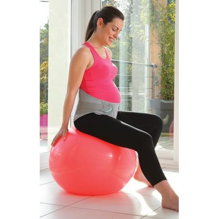 Lumbogib Schwangerschaft Gürtel, grau