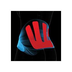 LOMBOGIB Maternity Lumbal Belt, 4 Rückenverstärkungen