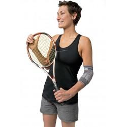 Ellenbogenbandage mit Epicondylitis-Pelotten zur aktiven Stabilisierung