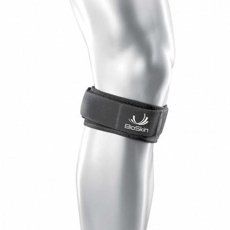 Q-BABY est un bandage sous-patellaire peu volumineux et très facile à mettre en place.