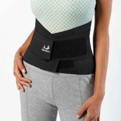Standard Back skin - Bandage Lombaire: 3.Ajoutez la double traction selon vos besoins