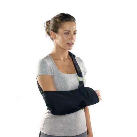 """Comfort Armtragegurt - Alle Gurte sind mit einem """"Y"""" -Klettverschluss verstellbar"""