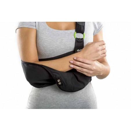 Comfort Armtragegurt  - Druckknopfsystem ermöglicht ein einfaches Öffnen des Armtragegurts
