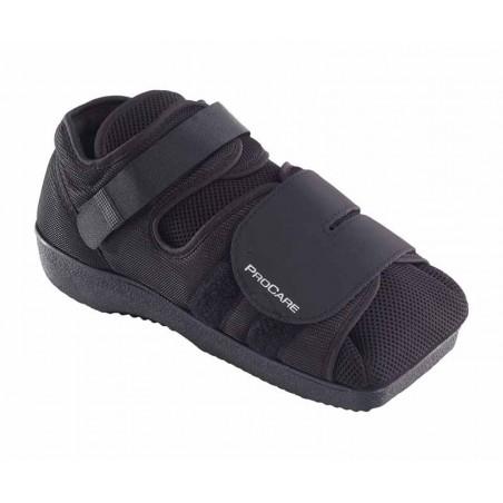 Procare Square Toe – Chaussure thérapeutique postopératoire - avec housse de protection pour orteils