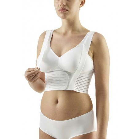 Frauen-Rippengürtel -  hilft bei Rippenverletzungen
