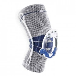Genutrain –Pendant le mouvement, la pelote et le tricot de compression ont une action massante agréable sur les tissus mous