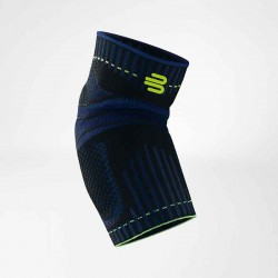 Sport Elbow Support - verbessert die Bewegung des Ellenbogens - Farbe Schwarz