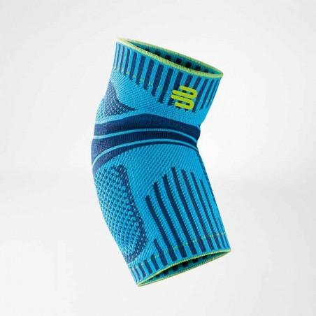 Sport Elbow Support - Soutenez la performance de votre coude - couleur Riviera