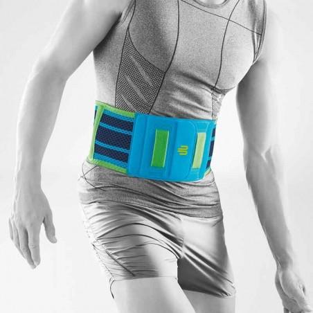 Sport Back Support - Farbe Riviera