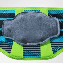 Sport Back Support - couleur Riviera Pelote silicone