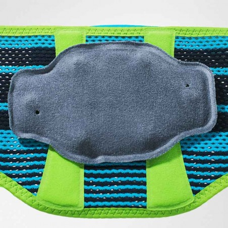 Sport Back Support - Farbe Riviera - Rückenteil