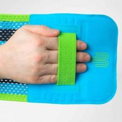 Sport Back Support - couleur Riviera Passant pour les doigts