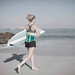 Sport Back Support - couleur Riviera