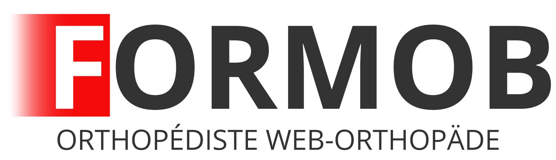 Logo FORMOB orthopédie