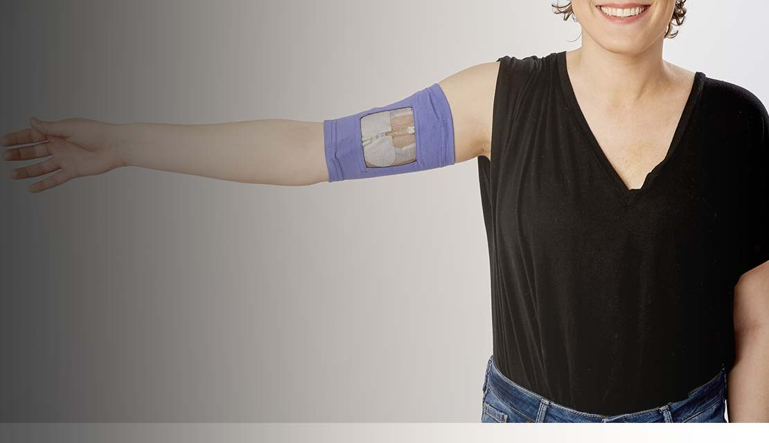 PICC Line Covers von Care and Wear